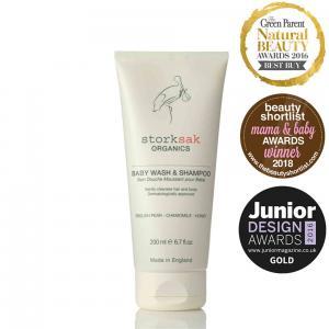 Storksak - SK6594 - Gel lavant et shampoing bébé - 200 ml (384336)
