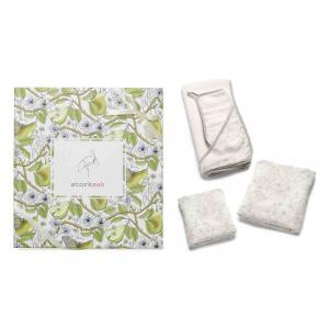 Storksak - SK0616 - Coffret cadeau  imprimé jardin (384368)