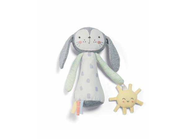 Jouet activité premier âge hochet bunny