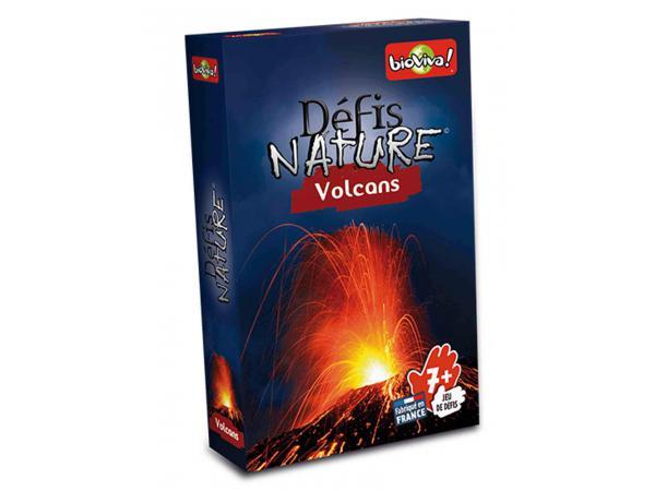 Défis nature - volcans - age 7+