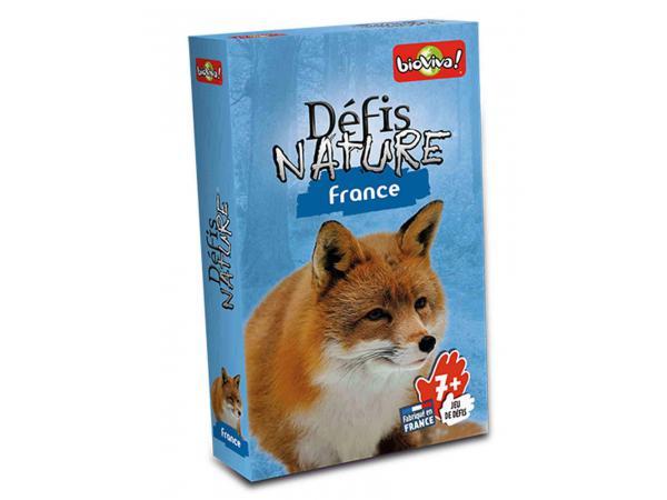 Défis nature - france - age 7+