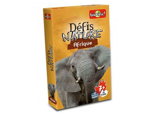 Défis nature - afrique - age 7+