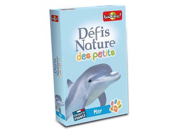 Défis nature des petits - mer - age 4+