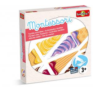 Bioviva - 111201 - Mes associations Montessori - Je touche - Age 3+ (385166)