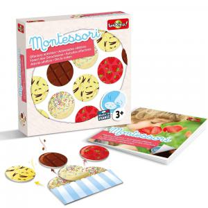 Bioviva - 111225 - Mes associations Montessori - Je sens  - Age 3+ (385170)