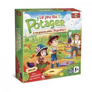 Bioviva - 60282420 - Le jeu du potager - Age 5+ (385196)