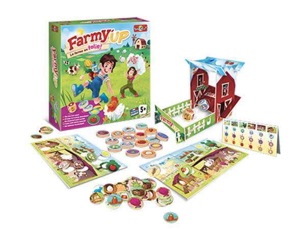 Farmy up - age 5+