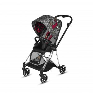 Cybex - 519000157 - Poussette Mios chrome Rebellious (385242)