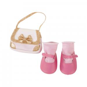 Gotz - 3402997 - Sac /pink Mary Janes 50cm (385250)