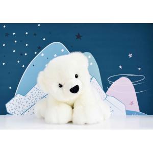 Histoire d'ours - HO2819 - Les animaux des grands espaces - Boule de Tendresse - BOULE DE TENDRESSE - Ours polaire (385734)