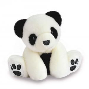 Histoire d'ours - HO2865 - So chic panda - blanc 17 cm (385744)