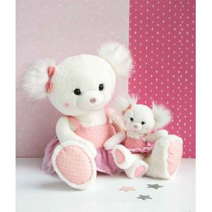 Histoire d'ours - HO2857 - Collection Happy Family - POMPONNETTE 25 cm (385870)