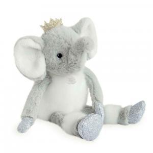 Histoire d'ours - HO2845 - Twist - elfy (éléphant) - taille 25 cm - boîte cadeau (385888)