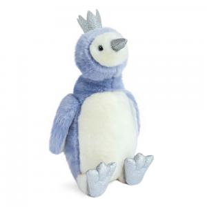 Histoire d'ours - HO2863 - Pigloo bleu - 50 cm (385914)