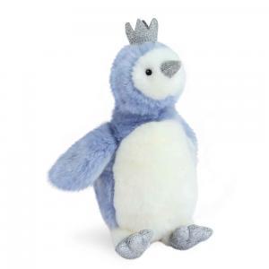 Histoire d'ours - HO2861 - Pigloo bleu - 30 cm (385916)