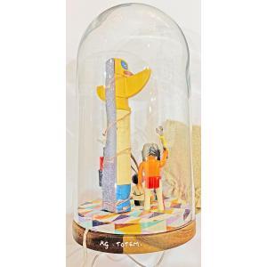 Mobilisation Générale - grand-07 - Veilleuse cloche Playmobil - Nagawika - H27 cm x Diam.14 cm (385984)