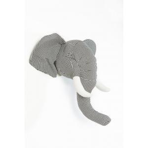 Wild and Soft - WS3008 - Abstrait éléphant pied-de-poule Andrew (386032)