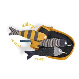 Moulin Roty - 666075 - Boite à sardines d'activités Les Moustaches (386172)