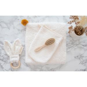 Nobodinoz - N107936 - Coffret de bain naissance So Cute natural (386436)