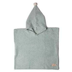 Nobodinoz - N107837 - Poncho de bain 3-5 ans So cute green (386444)