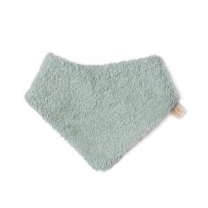 Nobodinoz - N107899 - Bavoir Bandana nouveau-né So Cute en coton bio  green (386470)