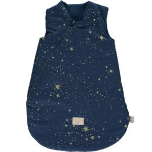 Nobodinoz - N097268 - Gigoteuse Cocoon 9-24 mois gold stella - night blue (386672)