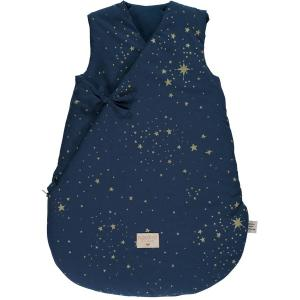 Nobodinoz - N096803 - Gigoteuse hiver Cloud 9-24 mois gold stella - night blue (386764)