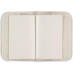 Nobodinoz - N098869 - Protège carnet de santé Poème 24x18 cm natural (387478)