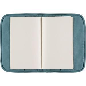 Nobodinoz - N098913 - Protège carnet de santé Poème 24x18 cm magic green (387486)