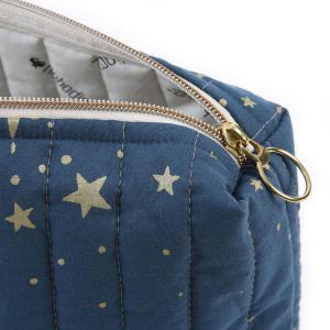 Nobodinoz - N105765 - Trousse de toilette Travel 18x25x17 cm gold stella - night blue (387644)