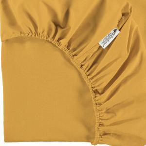 Nobodinoz - N093772 - Drap housse Alhambra 90x200 cm farniente yellow (387944)
