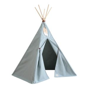 Nobodinoz - N086859 - Tipi Nevada 158 h x 120 riviera blue (388182)