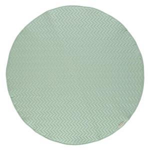 Nobodinoz - N088044 - Tapis Kiowa 105 cm provence green (388278)