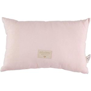 Nobodinoz - N100029 - Coussin Laurel en coton organique 22x35 cm dream pink (389366)