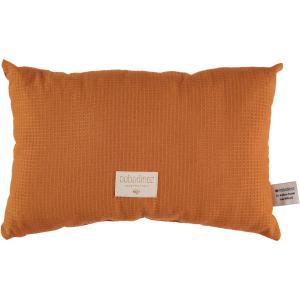 Nobodinoz - N100067 - Coussin Laurel en coton organique 22x35 cm sunset (389374)