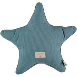 Nobodinoz - N100364 - Coussin Aristote étoile MAGIC GREEN (389594)
