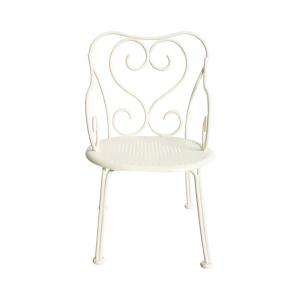 Maileg - 11-4207-03 - Romantic Chair, Mini - Off white (390850)