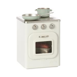 Maileg - 11-7115-00 - Metal stove (390900)