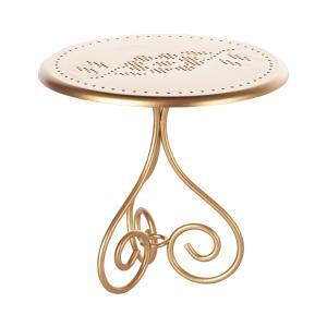 Maileg - 11-7201-05 - Vintage Coffee table - Gold  - Taille 13 cm - à partir de 36 mois (390908)