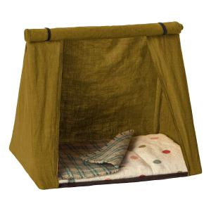 Maileg - 11-8400-00 - Happy Camper Tent, Mouse (390980)