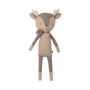 Maileg - 14-8906-00 - Winter friends, Reindeer, Girl (391392)