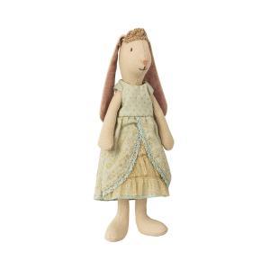 Maileg - 16-8121-01 - Mini bunny princess - Mint - Taille 21 cm - de 0 à 36 mois (391894)