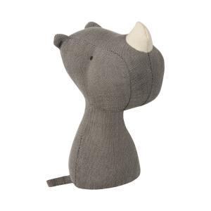 Maileg - 16-8911-00 - Hochet Rhino, Noah's Friends -  12 cm (392002)