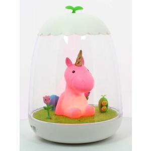 Babywatch - 786500387 - Veilleuses Akio avec câble USB Licorne (392454)
