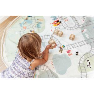 Play and Go - 79989 - Sacs de rangement Play and Go Train - 140 cm (393040)