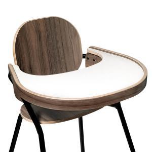 Charlie crane - TIBUTABLEW - Tablette noyer pour chaise TIBU (393080)