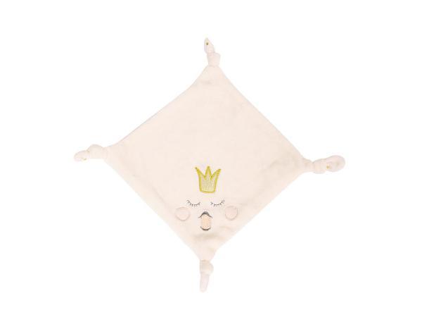 Doudou princesse swan