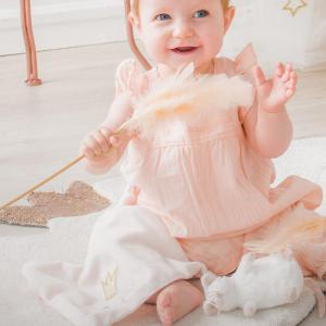 Little Crevette - WADO - Doudou Princesse Swan (393218)