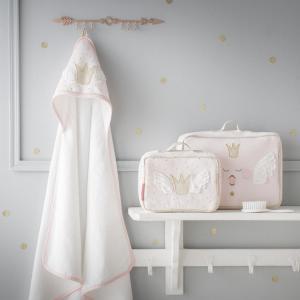 Little Crevette - WAVA2 - Trousse de toilette / valisette Princesse Swan (393230)