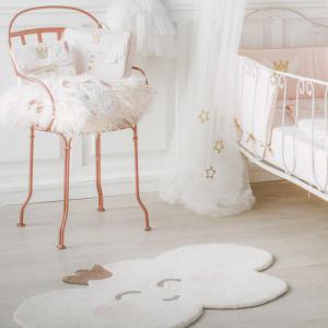 Little Crevette - CLTA1 - Tapis - petit format Princesse Swan (393236)